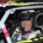 Dick Trickle behind the wheel of a late model. (Doug Hornickel photo)
