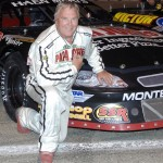 Dick Trickle in the early 2000s. (Doug Hornickel photo)