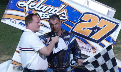 Dewease Makes History At Roaring Knob Speed Sport