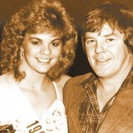 Dick Trickle upon winning the 1985 ASA championship. (NSSN Archives photo)