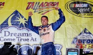 David Ragan heads to Talladega (Ala.) Superspeedway looking for his third career NASCAR Sprint Cup Series win. (NASCAR photo)