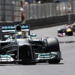 Nico Rosberg scored his second Formula One triumph during Sunday's Monaco Grand Prix. (Steve Etherington Photo)