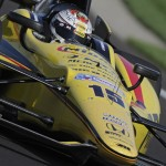 Graham Rahal's Rahal Letterman Lanigan Racing team was fined $10,000 as a result of infractions discovered by IndyCar during Indianapolis 500 qualifying inspection. (IndyCar Photo)