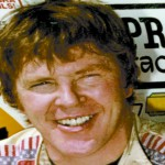 Dick Trickle smiles for the cameras in the 1970s. (NSSN Archives)