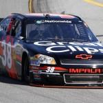 Jason Leffler during the 2011 NASCAR Nationwide Series season. (HHP/Christa L. Thomas Photo)
