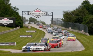 The NASCAR Nationwide Series, Pirelli World Challenge Series, and SCCA Trans-Am Series roll into Road America on June 19-21. (NASCAR Photo)