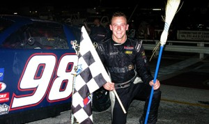 Daniel Hemric was the 2013 Southern Super Series Champion. (Mobile Int'l Speedway Photo)