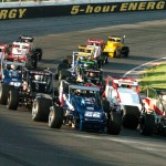 The USAC Silver Crown Series is set to return to Iowa Speedway in 2015. (Don Figler Photo)