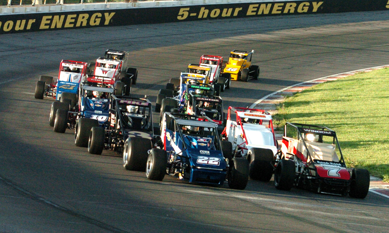 USAC Silver Crown Gateway Field | SPEED SPORT
