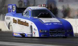 Smith joined DSR to be the crew chief for driver Jack Beckman early in the 2012 season. . (NHRA Photo)