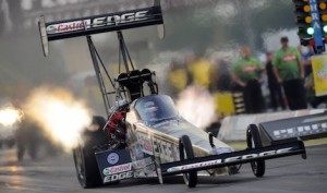 Brittany Force was the No. 1 qualifier during Top Fuel action Friday at the U.S. Nationals. (NHRA photo)