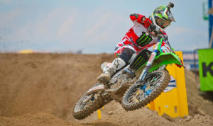 Ryan Villopoto already has the Lucas Oil Pro Motocross 450 Class title in hand, so this Saturday is for pride. (Matt Rice/AlliSports.com Photo)