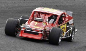 Kyle Ebersole is still looking for his first NASCAR Whelen Southern Modified Tour victory. (NASCAR Photo)