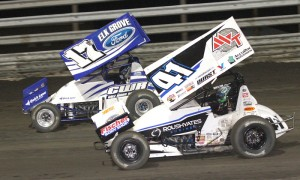 The Lucas Oil ASCS Sprint Car Dirt Series has canceled the planned Northwest swing for the 2014 season. (Dick Ayers Photo)