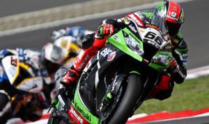 Tom Sykes has taken the World Superbike championship lead. (World Superbike Photo)