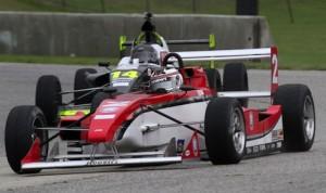 Lawrence Loshak Formula 1000 national champion. (Shaun Lumley/SCCA photo)