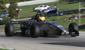 Peter Portante won the Formula Continental championship Sunday at Road America. (Shaun Lumley/SCCA photo)