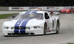 Cliff Ebben won the GT-1 national championship during the SCCA Runoffs Saturday at Road America. (Shaun Lumley/SCCA photo)