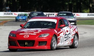 Rob Huffmaster won the Super Touring Lite national championship Sunday at Road America. (Shaun Lumley/SCCA photo)