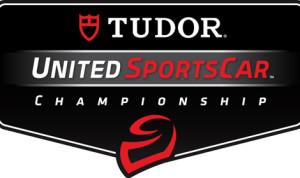 The 2014 TUDOR United SportsCar Championship logo.