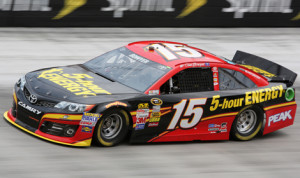 5-Hour Energy will remain as a sponsor at Michael Waltrip Racing in 2014. (NASCAR Photo)