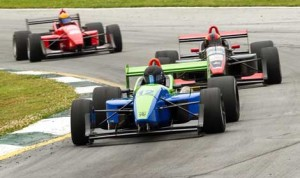 The Atlantic Championship Series will feature a full season in 2014 after a series of exhibition races in 2013. (Dennis Valet Photo)