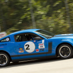 Michael Scornavacchiwon the SCCA National Championship in the Touring 4 class. (Shawn Mueller Photo)