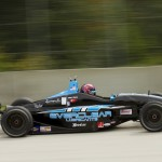 Sedat Yelkin topped the Formula Atlantic class Friday at Road America. (Shawn Mueller photo)