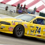 Tom Sloe won the A Sedan SCCA national championship Friday at Road America. (Shawn Mueller photo)