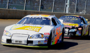 Ken Schrader (52) will return to the ARCA Racing Series for several events in 2014. (Ken Simon Photo)