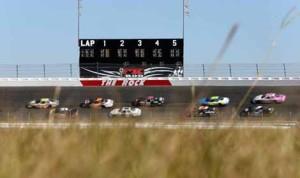 NASCAR has canceled the NASCAR K&N Pro Series East race scheduled for Nov. 2 at Rockingham (N.C.) Speedway. (NASCAR Photo)
