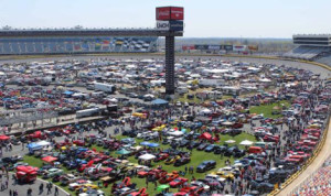 The Fall Food Lion AutoFair is scheduled for this weekend at Charlotte Motor Speedway. (CMS Photo)
