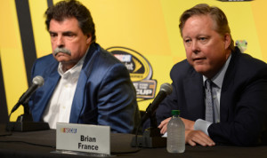 NASCAR has announced a series of new rules designed to push teams and drivers to compete at 100 percent of their ability at all times going forward. (NASCAR Photo)