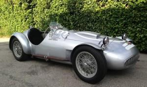 Tazio Nuvolari 's 1950 Cisitalia-Abarth 204A