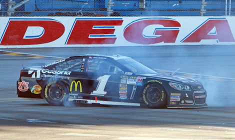 Mcmurray Tops In Dega Speed Sport