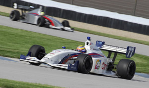 The Chris Griffis Memorial Mazda Road to Indy Open Test will be held Dec. 9-10 at Barber Motorsports Park. (IndyCar Photo)