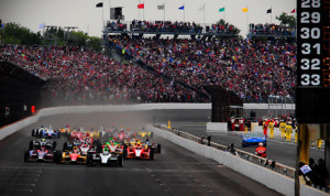 There will be a new qualifying format for the 2014 Indianapolis 500. (IMS Photo)