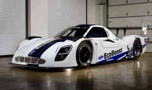 The new Ford EcoBoost Daytona Prototype will debut at the 2014 Rolex 24.