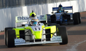 The Pro Mazda Championship has been added to the annual Cooper Tires Winterfest Championship in February 2014. (IndyCar Photo)