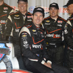 Will Power scored his third IZOD IndyCar Series victory of 2013 during Saturday's MAVTV 500 at Auto Club Speedway in Fontana, Calif. (Al Steinberg Photo)