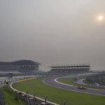 The Buddh Int'l Circuit.in New Delhi, India has quickly become a driver favorite. (Photo: Steve Etherington)