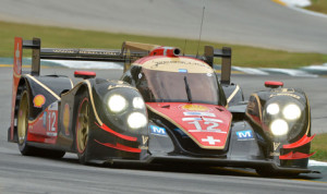 Rebellion Racing led Monday's test session ahead of the Petit Le Mans this weekend at Road Atlanta. (Dan R. Boyd/ALMS Photo)