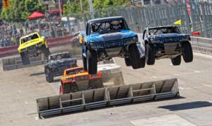 The Stadium SUPER Trucks will compete in a special event at Caesars Palace Las Vegas on Nov. 7. (Stadium SUPER Truck Photo)