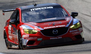 Mazda will bring its SKYACTIV-D Smart Diesel-powered racecars to the top Prototype class in the TUDOR United SportsCar Championship in 2014. (Grand-Am Photo)