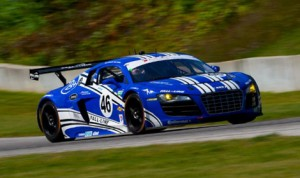 Charlie Putman and Charles Espenlaub will share the Fall-Line Motorsports Audi R8 LMS in the TUDOR United SportsCar Championship in 2014.