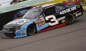 Austin Dillon captured the NASCAR Nationwide Series championship by three points over Sam Hornish Jr. (HHP/Harold Hinson Photo)