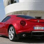 The 4C will be available in the U.S. at Fiat dealers. (Photo: Alfa Romeo)