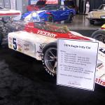 Mario Andretti's 1974 Viceroy Gurney Eagle. Car.  (Photo: Michael Pomeroy, NSSN)