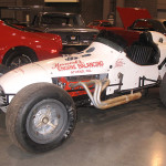 This 1962 CAE USAC Sprint Car was driven by Bobby Allison, Charlie Padgett and Harold Fryer.  (Photo: Michael Pomeroy, NSSN)