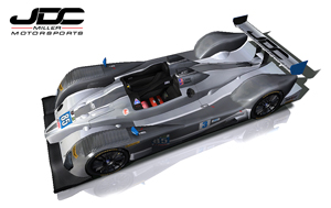 JDC Motorsports will enter the TUDOR United SportsCar Championship in 2014 via the Prototype Challenge class.